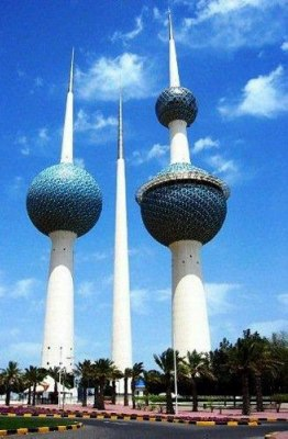 kuwait-towers